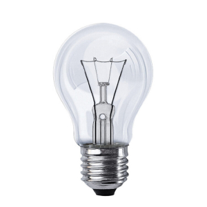 788528 Osram A55 40W E27 230V лон CL (10/50/1500)