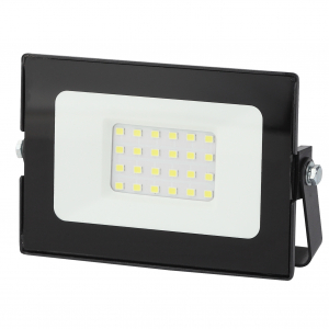 LPR-021-0-65K-020 ЭРА Прожектор светодиодный уличный 20Вт 1600Лм 6500К 125х85х50 (80/1440)