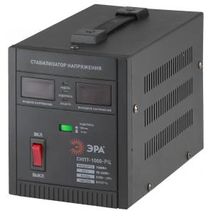 СНПТ-1000-РЦ ЭРА Стабилизатор напряжения переносной, ц.д., 900-260В/220В, 1000ВА (4/96)