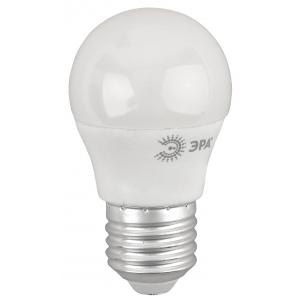 ECO LED P45-8W-840-E27 ЭРА (диод, шар, 8Вт, нейтр, E27) (10/100/4200)