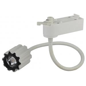 TR2 - 7  WH Трековый Светильник ЭРА 7Вт белый  гибкий  COB (40/320)