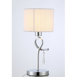 3019-601 Rivoli Настольная лампа Raffinato T1 CR 1xE14 40W (48)