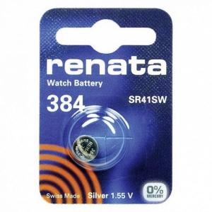 Renata R384 SR41SW (10/100/20000)