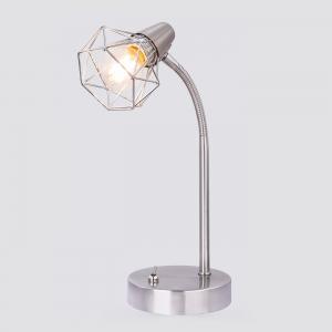 7004-501 Rivoli Настольная лампа Distratto T1 SN 1xE14 40W (10/120)
