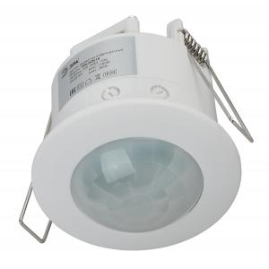 MD 018 Датчик движения ЭРА Датчик движения  белый, 1200Вт, 360 гр.,6М, IP20, (50/1050)