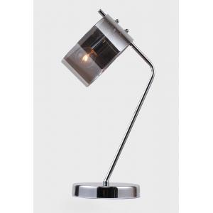 3035-501 Rivoli Настольная лампа Lattea T1 CR 1*E14 40W (49)