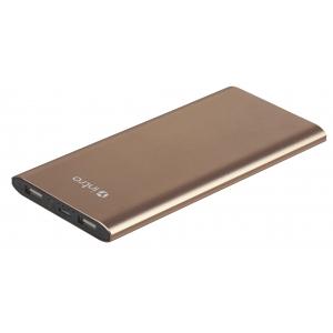 PB2000 USB зарядки_25 Intro Power bank 20000mAh черный (20/960)
