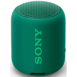 Sony SRS-XB12 Портативная BT аудиоколонка, зеленая (20)