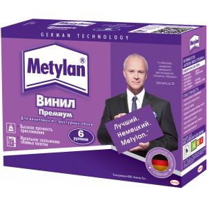 1960496 Metylan ВИНИЛ Премиум без индикатора,  200 г (гориз. формат) (24/1152)