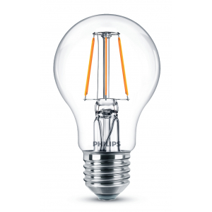 Philips LEDClassic 4-40W A60 E27 865 CL (10/1200)