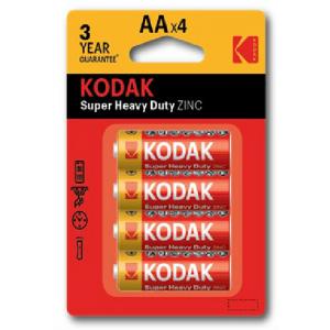Kodak R6-4BL EXTRA HEAVY DUTY [KAAHZ-4] (80/400/26400)