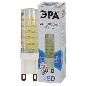 LED JCD-7W-CER-840-G9 ЭРА (диод, капсула, 7Вт, нейтр, G9) (100/500/17500)