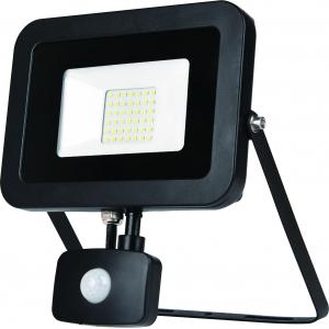 ЭРА LPR-50-2700К-М-SEN SMD Eco Slim 50Вт 3500Лм 2700-3000K 214х278 рамка, накл.кр., сенсор (2/8/192)