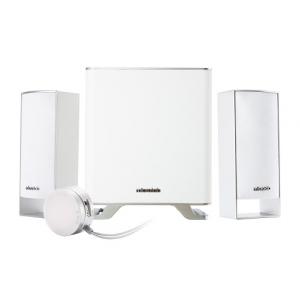 Колонки Microlab M-600BT 2 колонки + сабвуфер + ПДУ, белые (40W RMS) Bluetooth (4/32)
