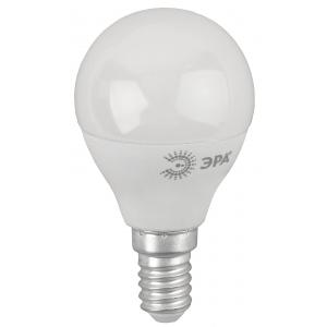 ECO LED P45-8W-840-E14 ЭРА (диод, шар, 8Вт, нейтр, E14) (10/100/4200)