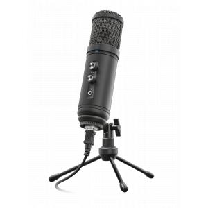22449 Trust Стрим микрофон Signa HD Studio  ПРОФИ USB (10/180)