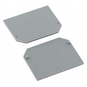 ЭРА NO-550-06  Пластиковый торцевой маркируемый изолятор под винтовые клеммы (100/1500/36000) (100/1