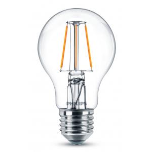 Philips LEDClassic 6-60W A60 E27 830 CL (10/1000)