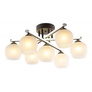 6029-307 Rivoli Люстра Terni P7 хром LED 45W E27*7*60W (16)