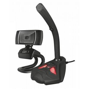 22096 Trust Комплект микрофон+камера GXT 786 REYNO (18/144)