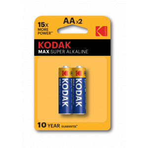 Kodak МАХ LR6-2BL  [KAA-2 ] (40/200/13200)