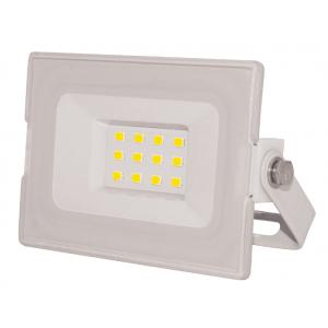 LPR-031-0-65K-010 ЭРА Прожектор светодиодный уличный 10Вт 800Лм 6500К 95x62x35 белый (80/2400)