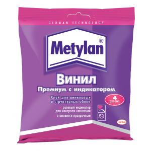 1430091 Metylan ВИНИЛ Премиум, 100 г (пакетик) (24/960) (24/960)