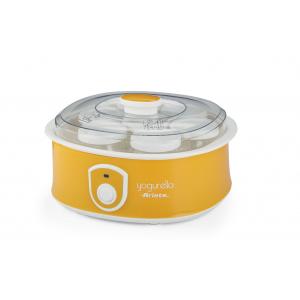 617 Ariete YOGURELLA Йогуртница. 7 стеклянных банок, Мощность 20 Вт, 1 л йогурта (4/72)