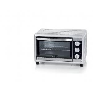 985/11 Ariete Мини-печь. Объем - 30 л., мощность 1500 Вт., цвет - серебряный (6)