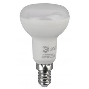 LED R50-6W-860-E14 ЭРА (диод, рефлектор, 6Вт, холод, E14), (10/100/3600)