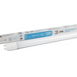 LED T8-10W-840-G13-600mm ЭРА (диод,трубка стекл,10Вт,нейтр,пов. G13) (25/1400)