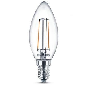 Philips LEDClassic 4-40W B35 E14 830 CL (10/1000)