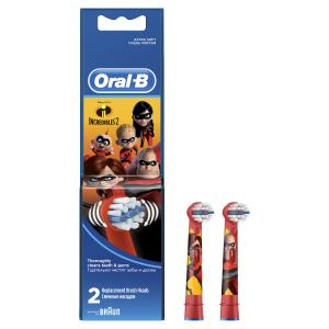 ORAL-B Наcадка EB10K Kids Incredibles2 2 шт (6/12/1500)