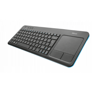 22230 Клав Trust VEZA WIRELESS TOUCHPAD KEYBOARD all (20/480)