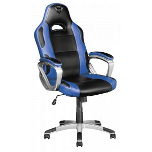 23204 Trust GXT 705B Ryon игровое кресло, синее (6/36)