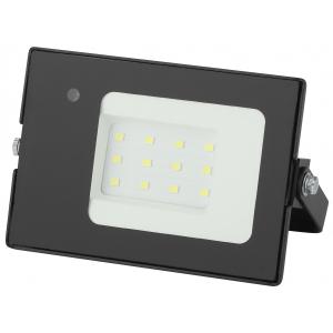 LPR-041-1-65K-010 ЭРА Прожектор светодиодный уличный 10Вт 700Лм 6500К датчик нерегулир (80/1280)