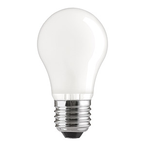 65845 General Electric Брест A50 лон  40W 230V E27 FR, OT&40A1/F/E27 230V (100/3600)