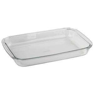 Marinex Прямоугольная стекл.форма д/запекания  2,2 л (35*21 см) (6/330)