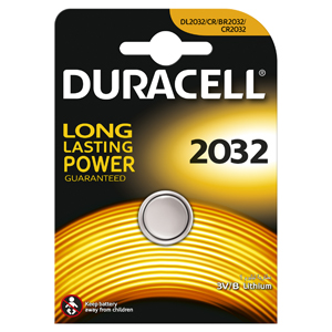 Duracell CR2032 (10/100/14700)