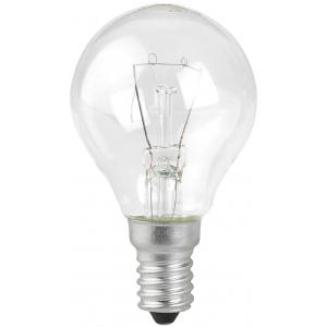 ЭРА шарик 40Вт 230В E14 прозр. в цветной гофре. ДШ 230-40 Е 14 (100/4900)