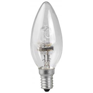 HAL-B35-42W-230V-E14-CL ЭРА (галоген, свеча, 42Вт, нейтр, E14) (10/100/6000)