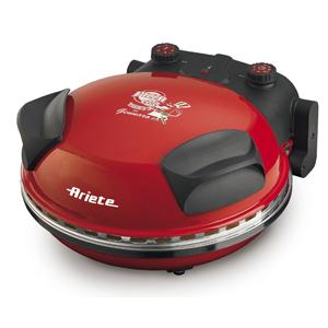 """Ariete Прибор для приготовления пиццы 905 'da Gennaro"""".  Печь, мощность - 1200 Вт, ретро дизайн, цве"""