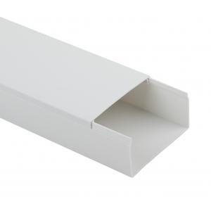 Кабель-канал ЭРА 80x60 белый (18м.) (9/144)