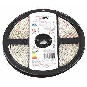ЭРА Лента светодиодная LS2835-120LED-IP65-W-eco-5m (80/1440)