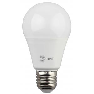 LED A60-8W-827-E27 ЭРА (диод, груша, 8Вт, тепл, E27) (10/100/1200)
