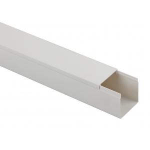 Кабель-канал ЭРА 40x40 белый (30м.) (15/360)