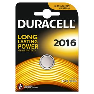 Duracell CR2016 (10/100/9600)