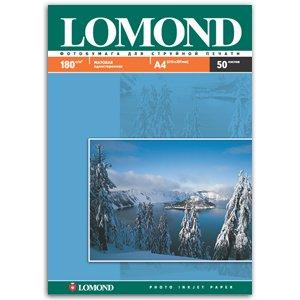 0102014 Lomond Бумага IJ А4 (мат) 180г/м2 (50 л) (19/627)