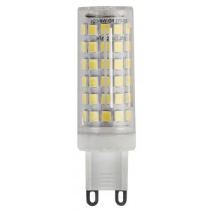 LED JCD-9W-CER-827-G9 ЭРА (диод, капсула, 9Вт, тепл, G9) (100/500/15000)