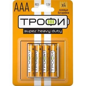 Трофи R03-4BL (40/960/46080)